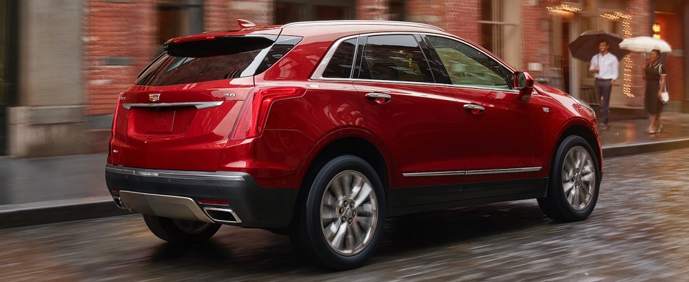 Clinton WI - 2019 Cadillac XT5 Overview