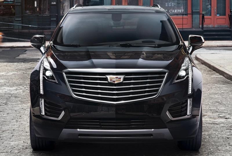 Maquoketa IA - 2019 Cadillac XT5's Exterior