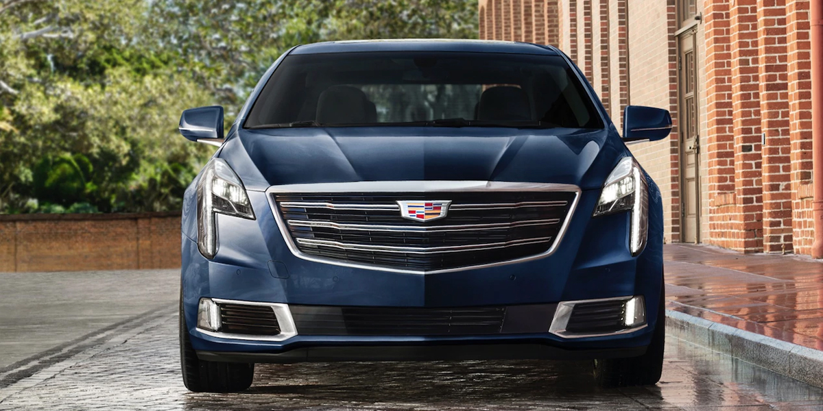 Dubuque IA - 2019 Cadillac XTS Overview