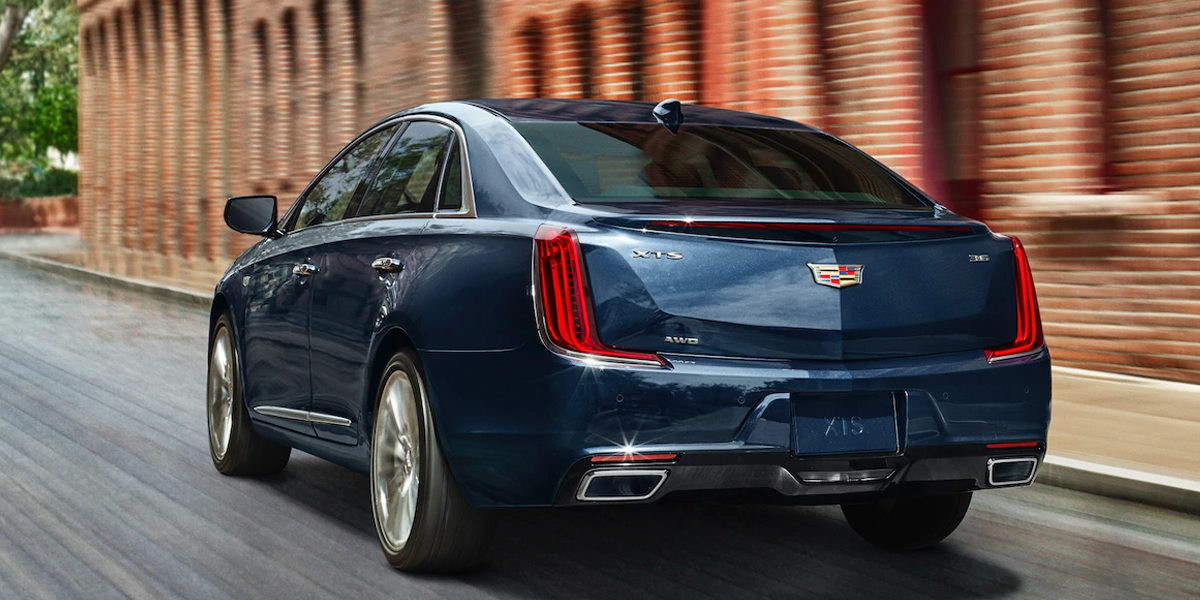 Dubuque IA - 2019 Cadillac XTS Mechanical