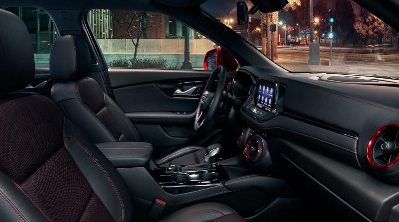 Hutto TX - 2019 Chevrolet Blazer's Interior