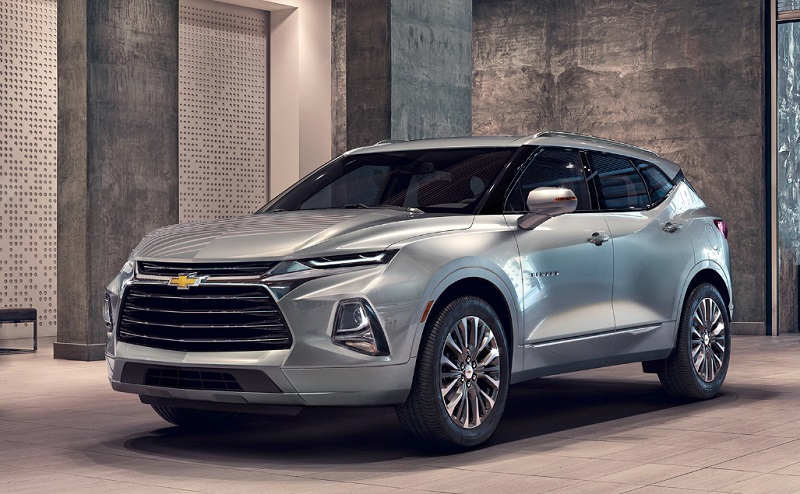 Elgin TX - 2019 Chevrolet Blazer's Overview