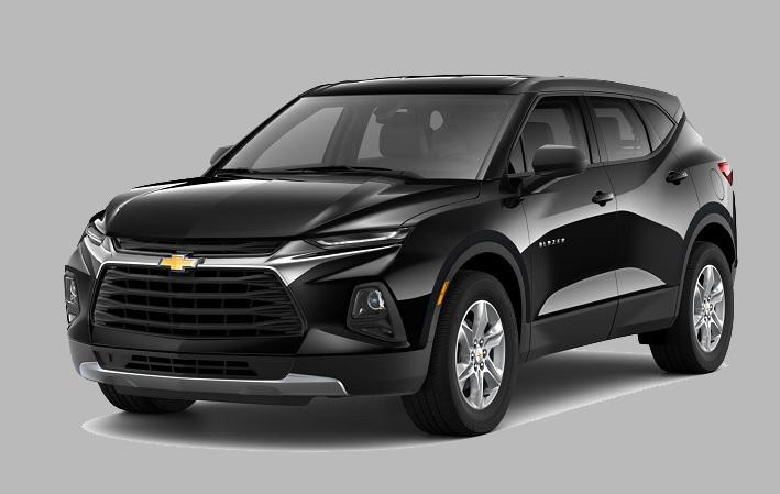 2019 Chevrolet Blazer Trim Levels - Phoenix AZ | Courtesy ...