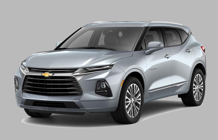 Austin TX - 2019 Chevrolet Blazer Premier trim