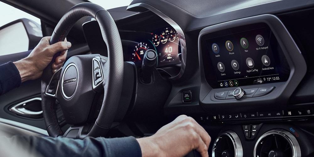 Hutto TX - 2019 Chevrolet Camaro Interior