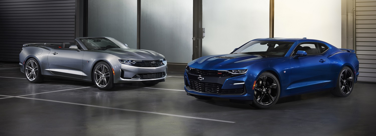 2019 Chevrolet Camaro near Dubuque Iowa
