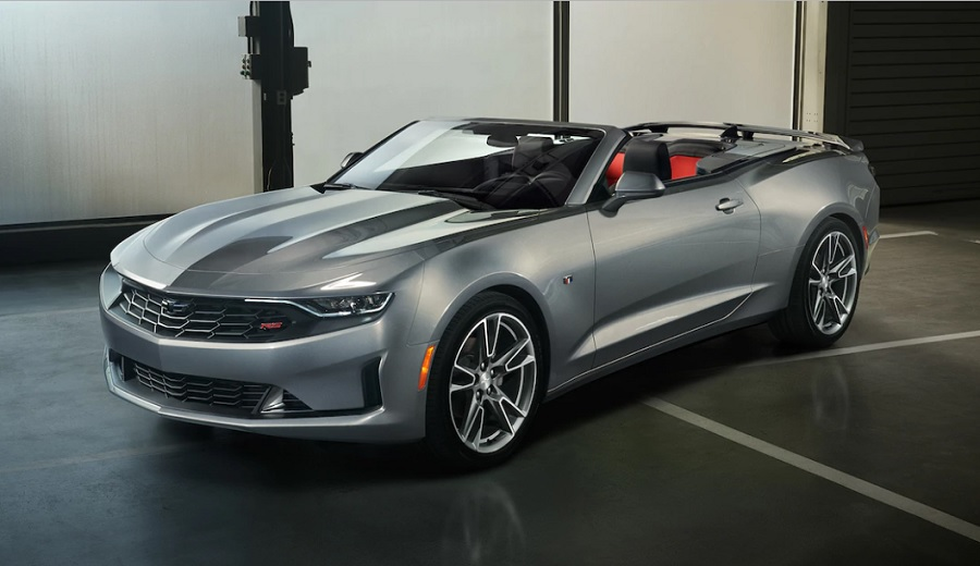 Chevrolet Dealer serving Georgetown TX - 2019 Chevrolet Camaro