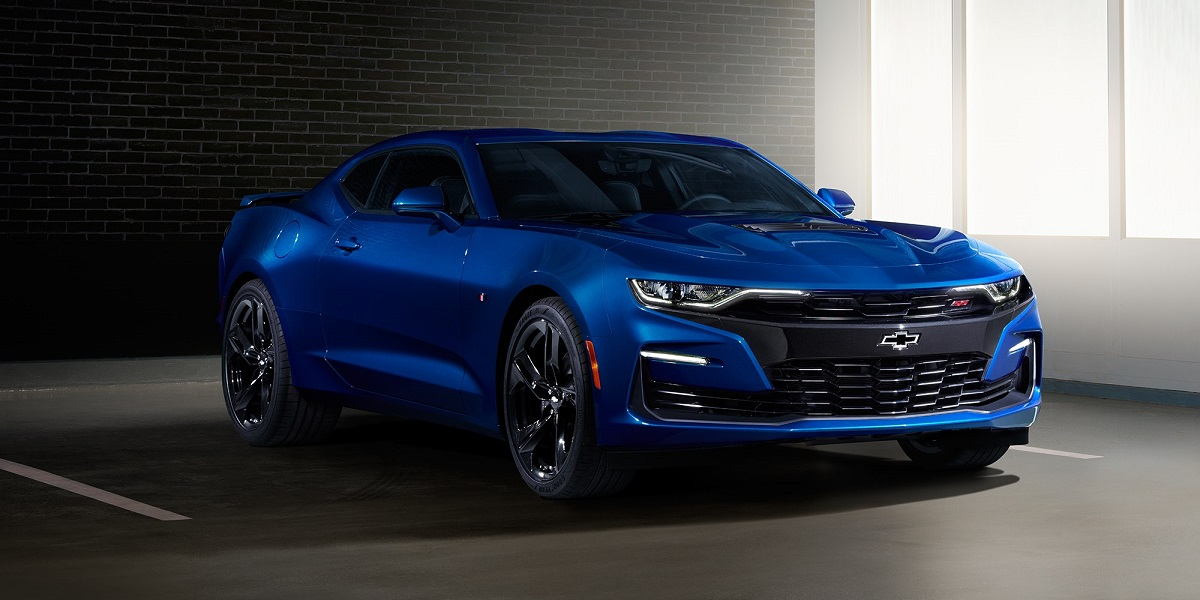 Dubuque Iowa - 2019 Chevrolet Camaro Exterior