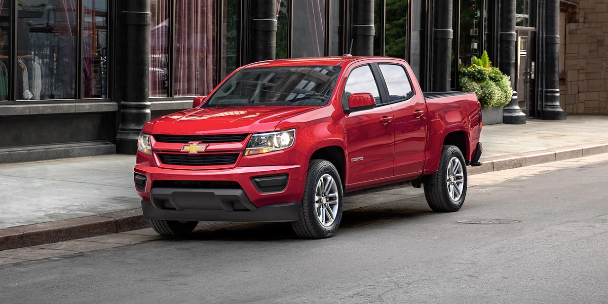 Dubuque Area 2019 Chevrolet Colorado
