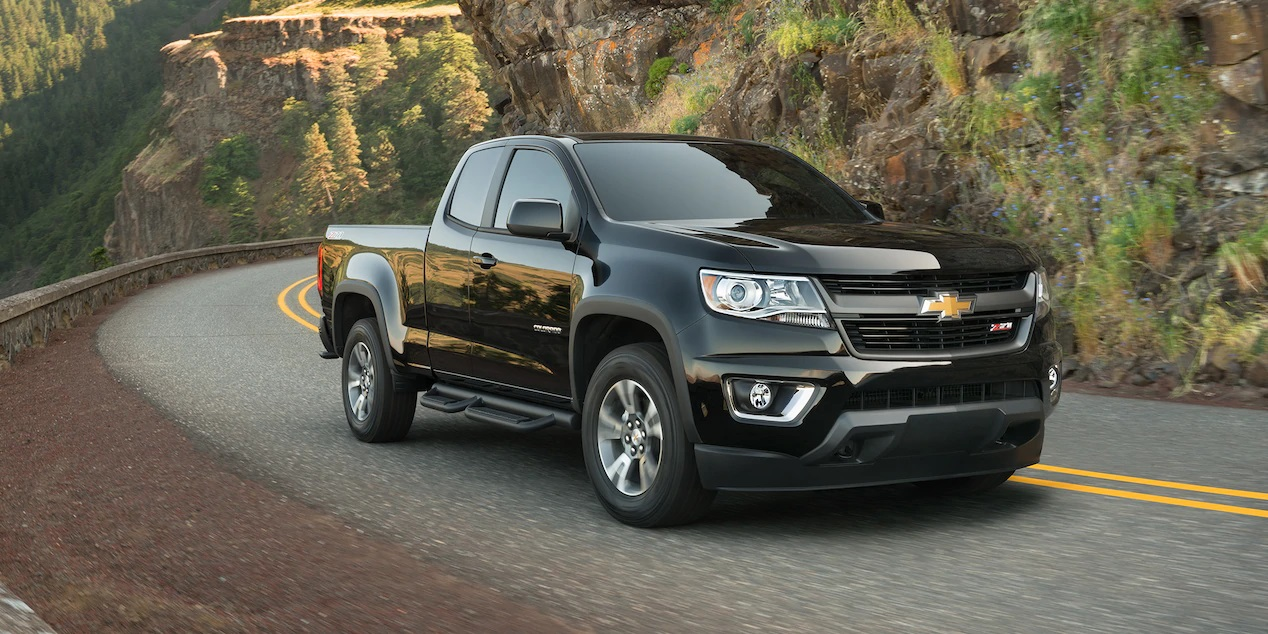 Dewitt IA - 2019 Chevrolet Colorado Overview