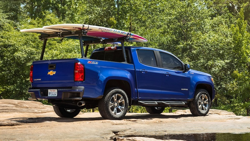 Dubuque Iowa - 2019 Chevrolet Colorado Overview