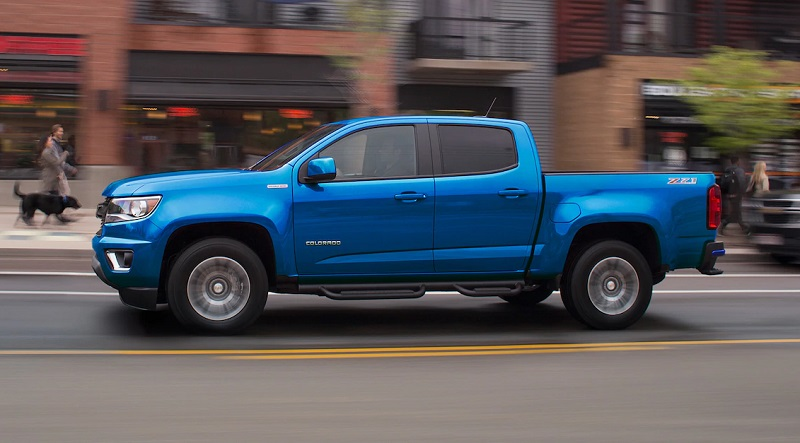 Dubuque Iowa - 2019 Chevrolet Colorado Exterior