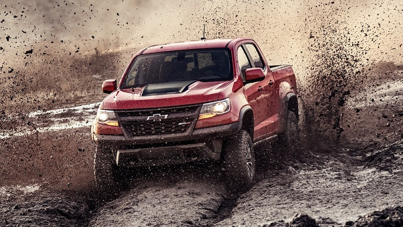 Dewitt IA - 2019 Chevrolet Colorado Mechanical