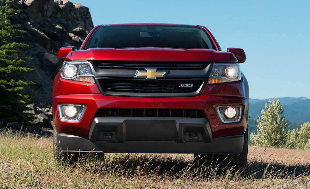 Dubuque Iowa - 2019 Chevrolet Colorado Mechanical