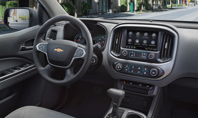 Dubuque Iowa - 2019 Chevrolet Colorado Interior