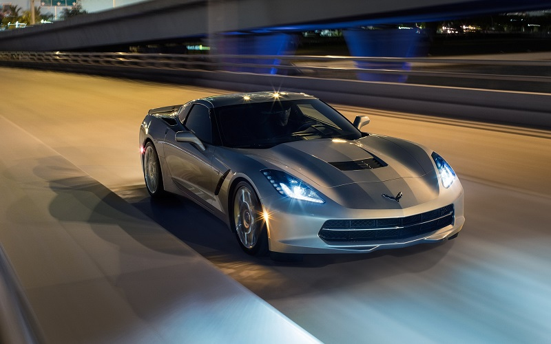 Dubuque Iowa - 2019 Chevrolet Stingray Exterior
