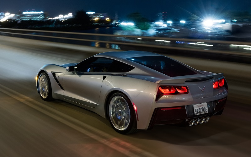 2020 Chevrolet Corvette near Phoenix AZ - Courtesy Chevrolet