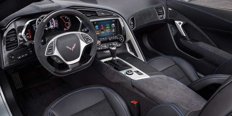 Austin TX - 2019 Chevrolet Corvette Stingray's Interior