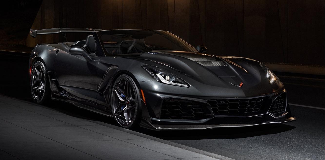 Colorado REVIEW - 2019 Chevrolet Corvette ZR1