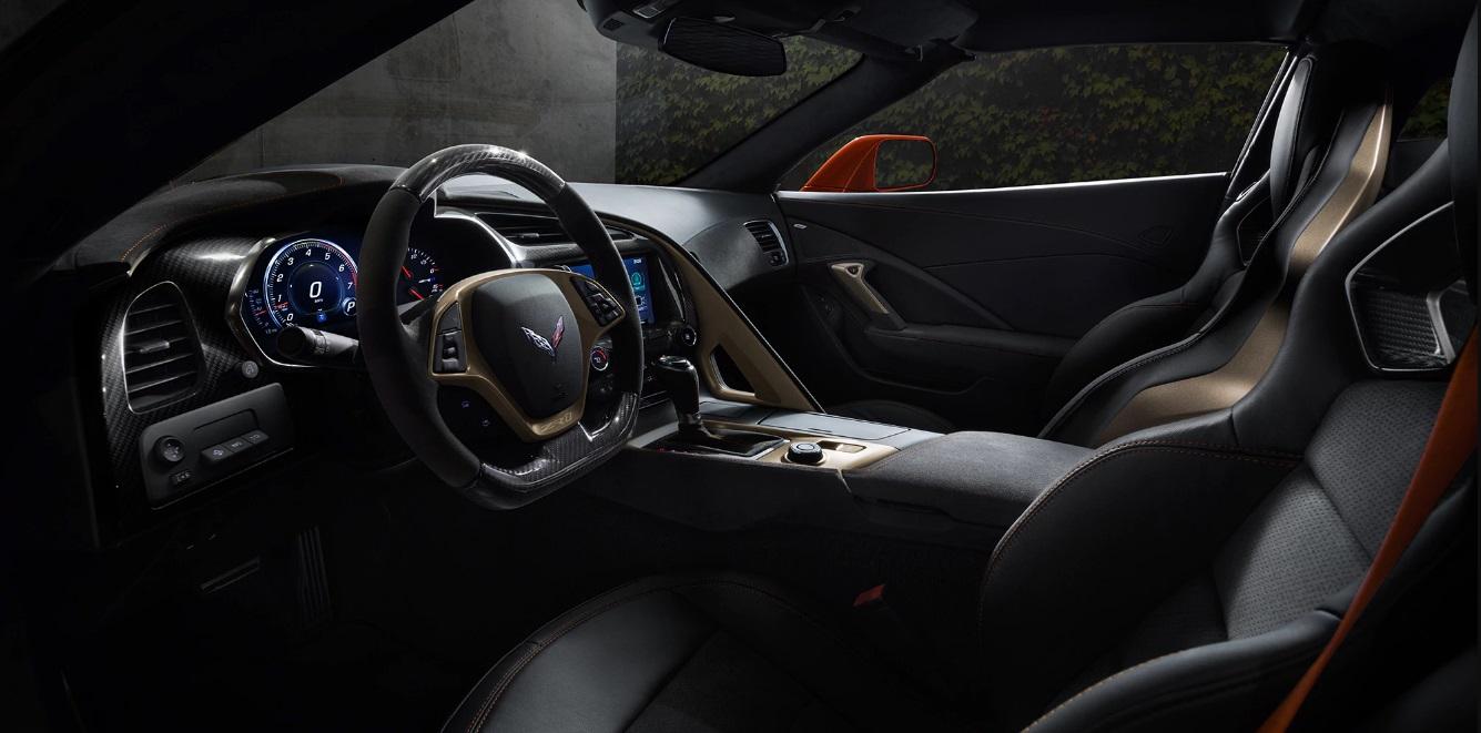 Libertyville IL - 2019 Chevrolet Corvette ZR1 Interior