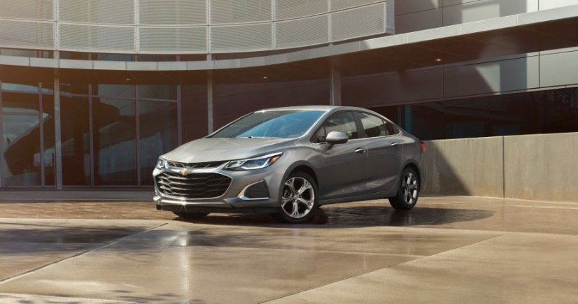 Clinton IA - 2019 Chevrolet Cruze's Overview