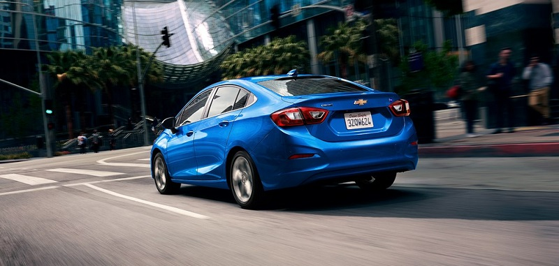 Hutto Texas - 2019 Chevrolet Cruze Overview