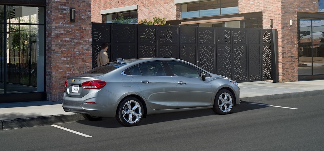 Austin Area - 2019 Chevrolet Cruze Overview