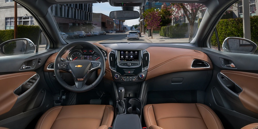 Dewitt IA - 2019 Chevrolet Cruze Interior