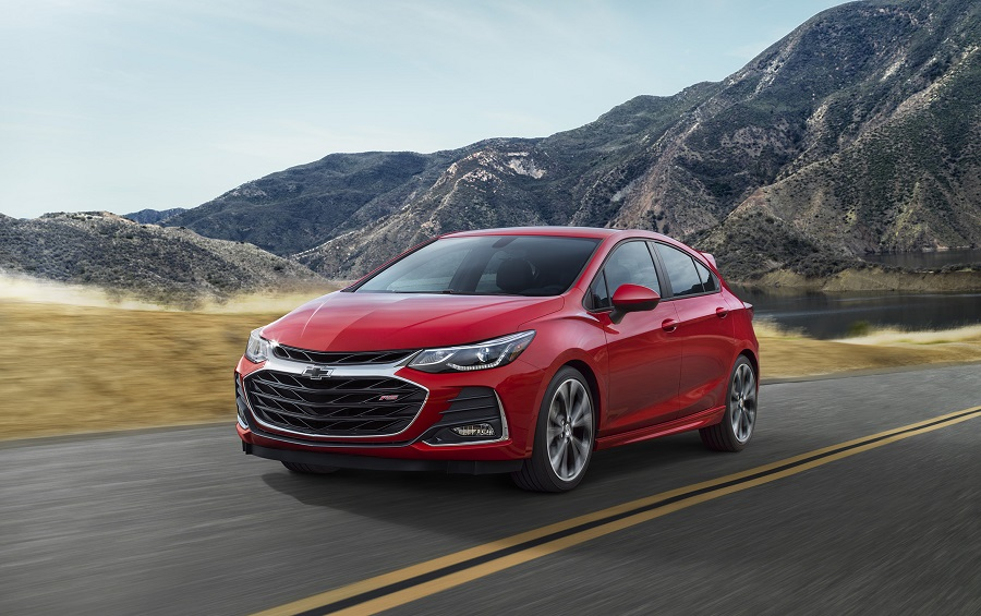 Maquoketa IA - 2019 Chevrolet Cruze's Mechanical