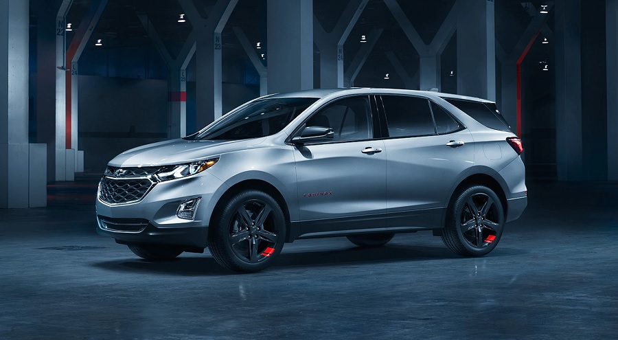 Georgetown TX - 2019 Chevrolet Equinox's Overview