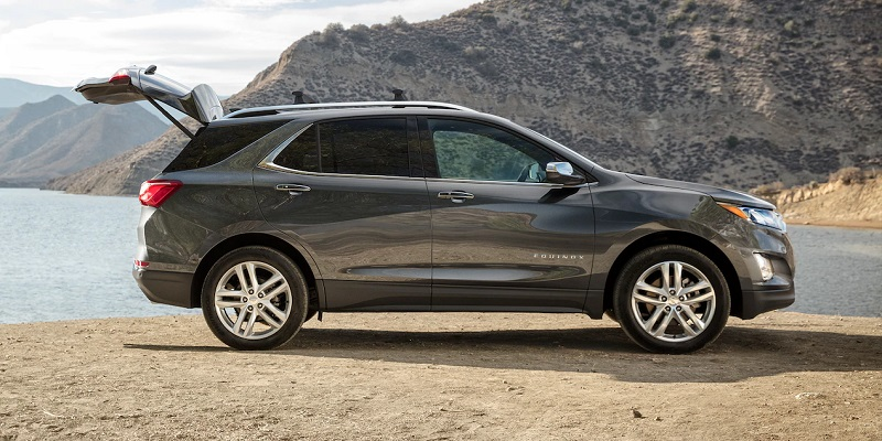 Eldridge IA - 2019 Chevrolet Equinox Overview