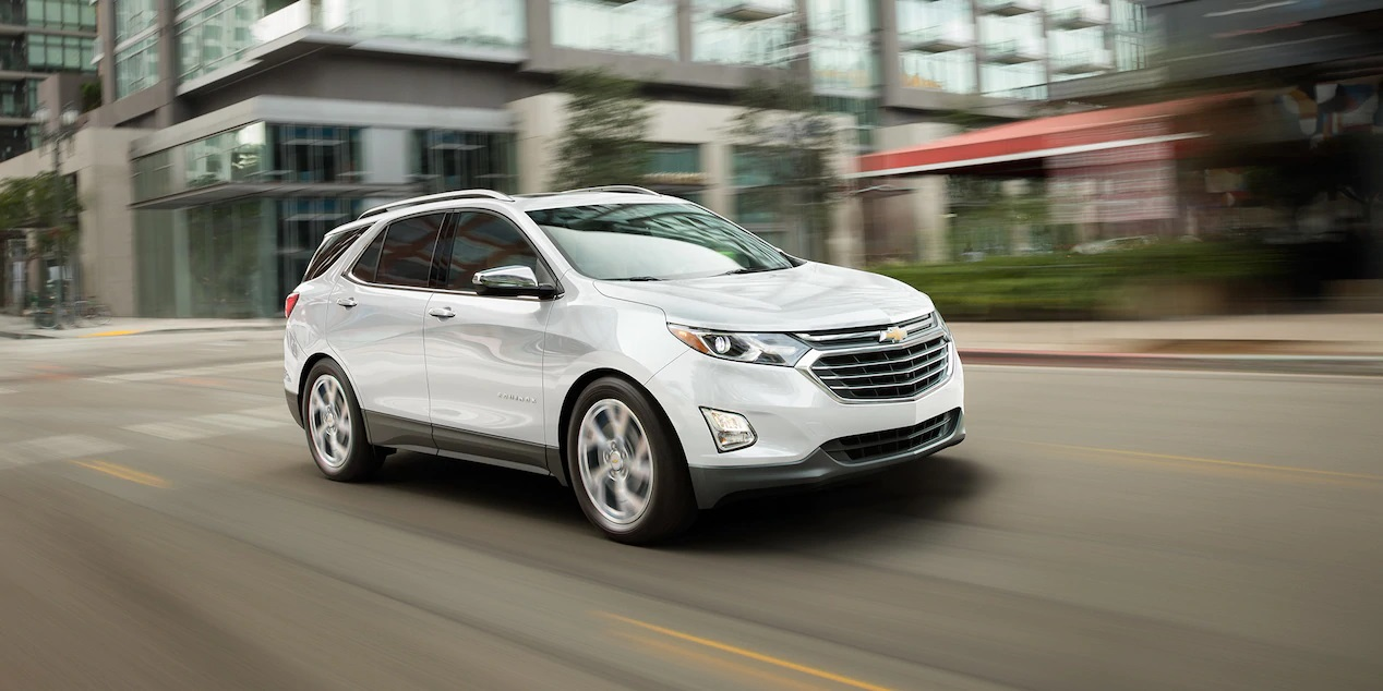 Bettendorf Area - 2019 Chevrolet Equinox