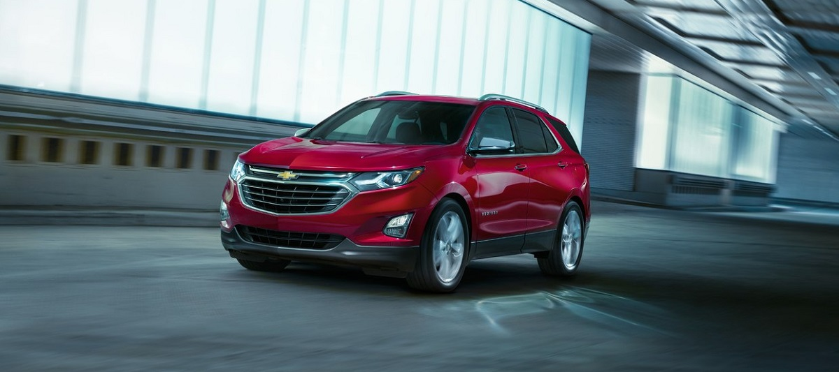2019 Chevrolet Equinox in Maquoketa IA