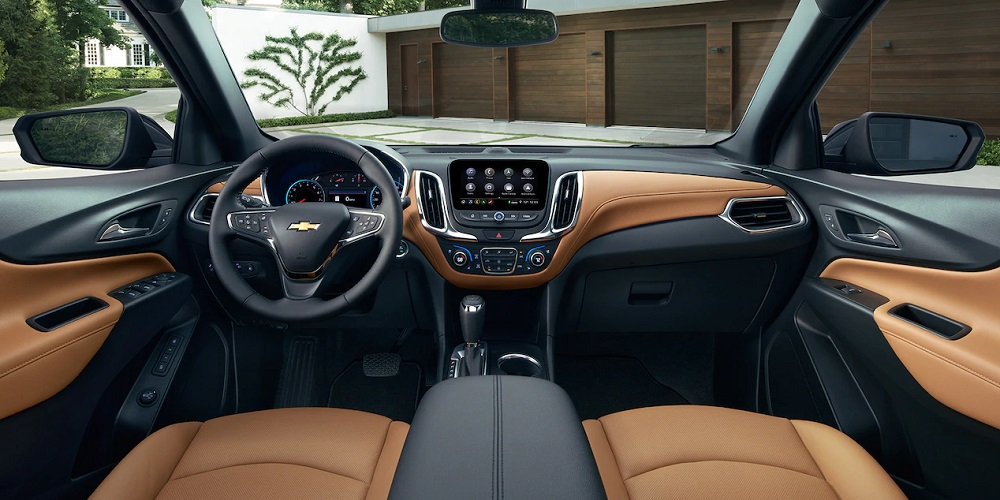 Dubuque IA - 2019 Chevrolet Equinox Interior