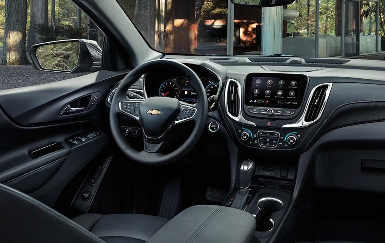 Eldridge IA - 2019 Chevrolet Equinox Interior