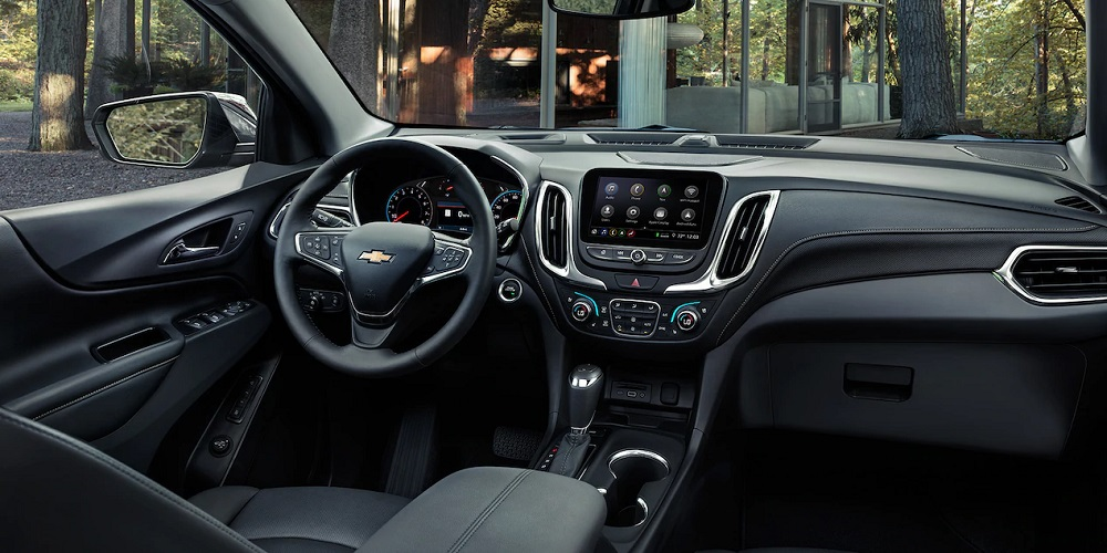 Bettendorf IA - 2019 Chevrolet Equinox Interior