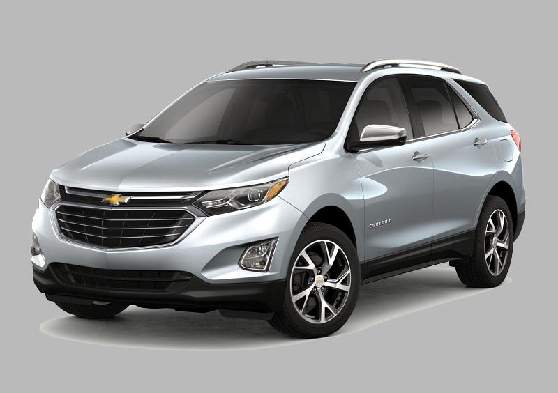 Austin TX - 2019 Chevrolet Equinox Premier trim