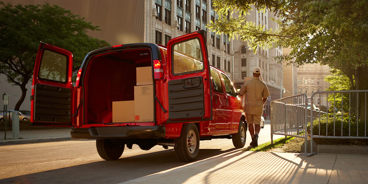 Austin TX - 2019 Chevrolet Express Cargo Van's Mechanical