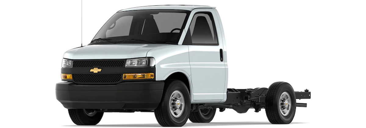 2019 Chevrolet Express Cutaway Van near Austin TX