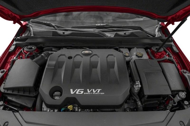 Clinton Iowa - 2019 Chevrolet Impala Mechanical