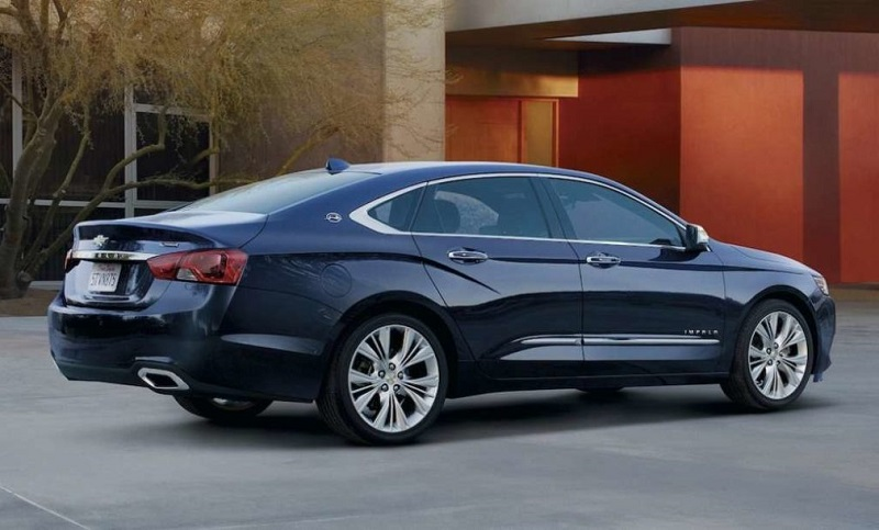 Austin TX - 2019 Chevrolet Impala's Mechanical