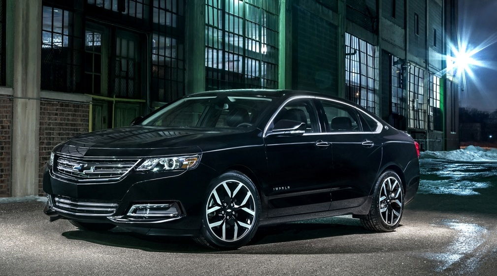 Dubuque Area - 2019 Chevrolet Impala