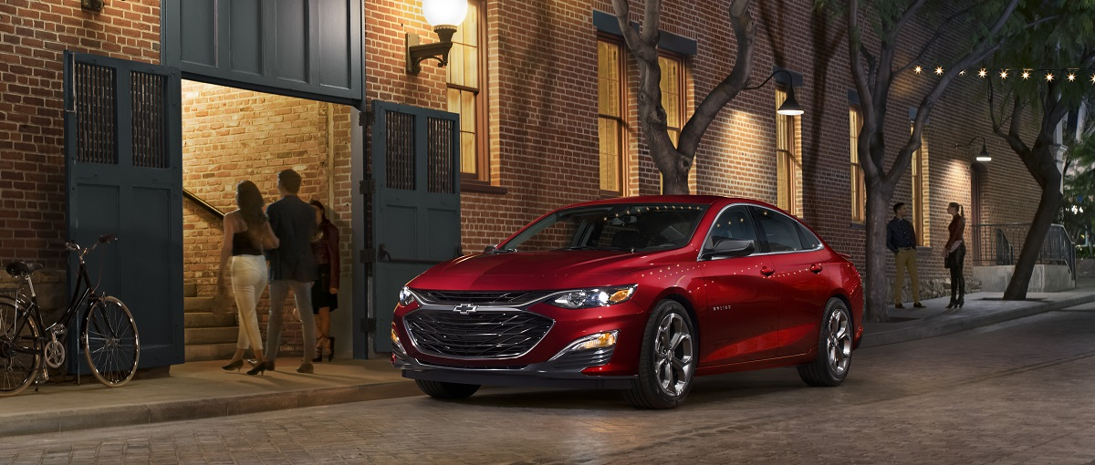 2019 Chevrolet Malibu in Hutto Texas