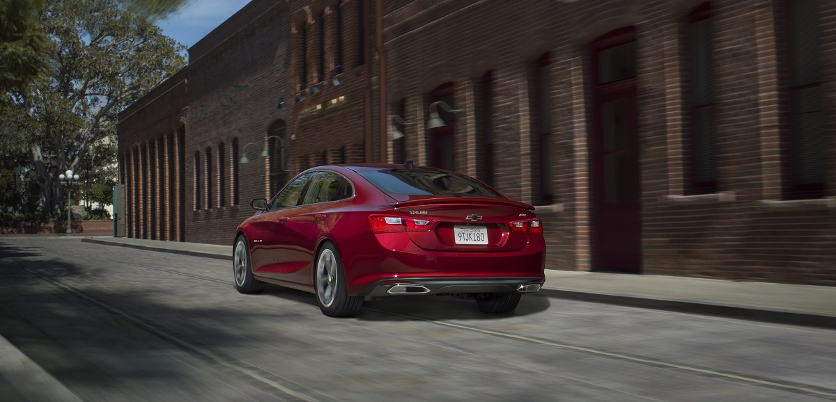 2019 Chevrolet Malibu Lease and Specials in Austin TX