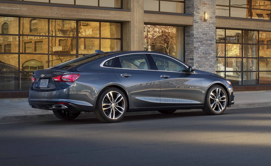 Round Rock Area - 2019 Chevrolet Malibu Overview
