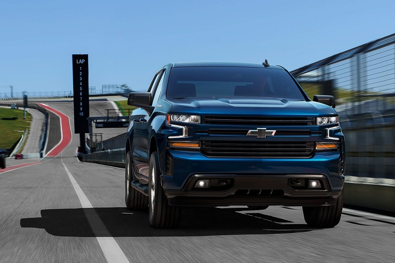 Hutto TX - 2019 Chevrolet Silverado 1500 Mechanical