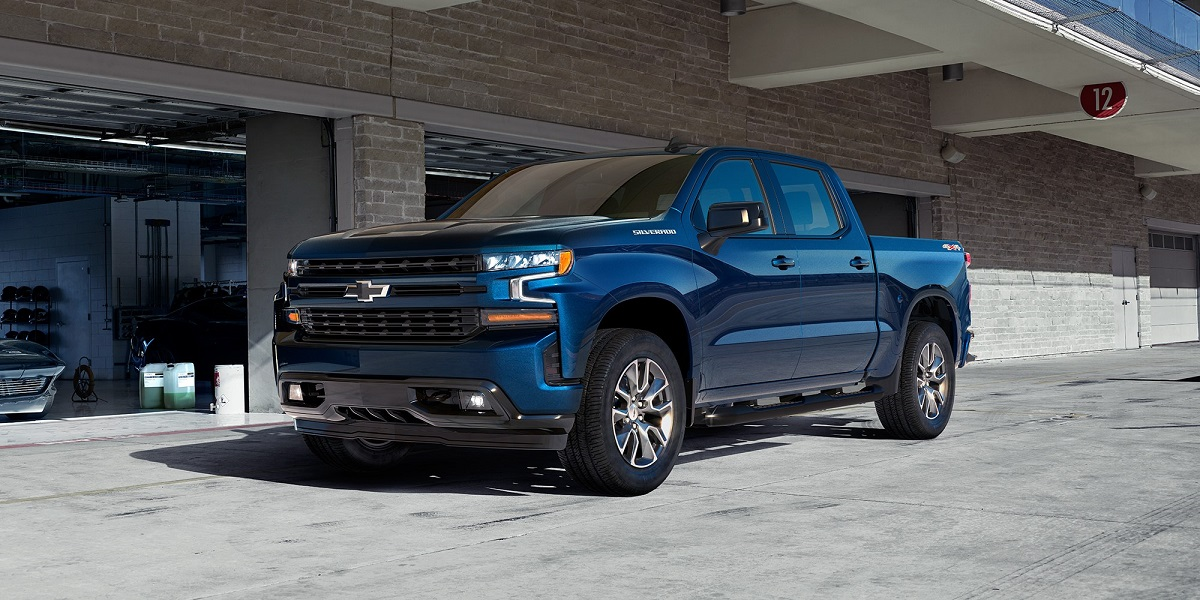 Dubuque IA - 2019 Chevrolet Silverado 1500's Overview