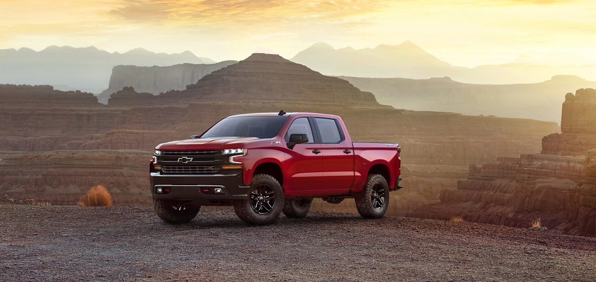 Dubuque Iowa - 2019 Chevrolet Silverado