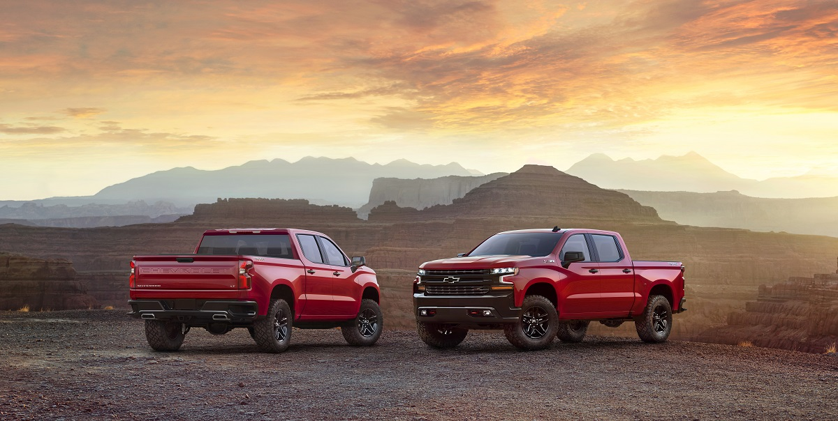 2020 Chevrolet Silverado HD Lease and Specials in Hutto Texas
