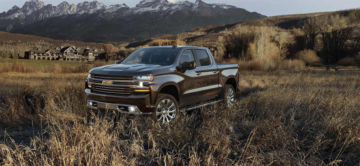 Dubuque Area - 2019 Chevrolet Silverado 1500
